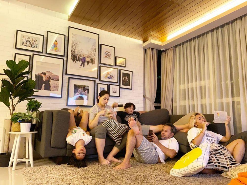 potret rumah mona ratuliu © 2020 brilio.net