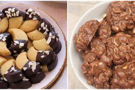 12 Resep kue kacang cokelat enak, sederhana dan mudah dibuat