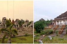 15 Potret istana legendaris sinetron kolosal Indonesia, ikonik
