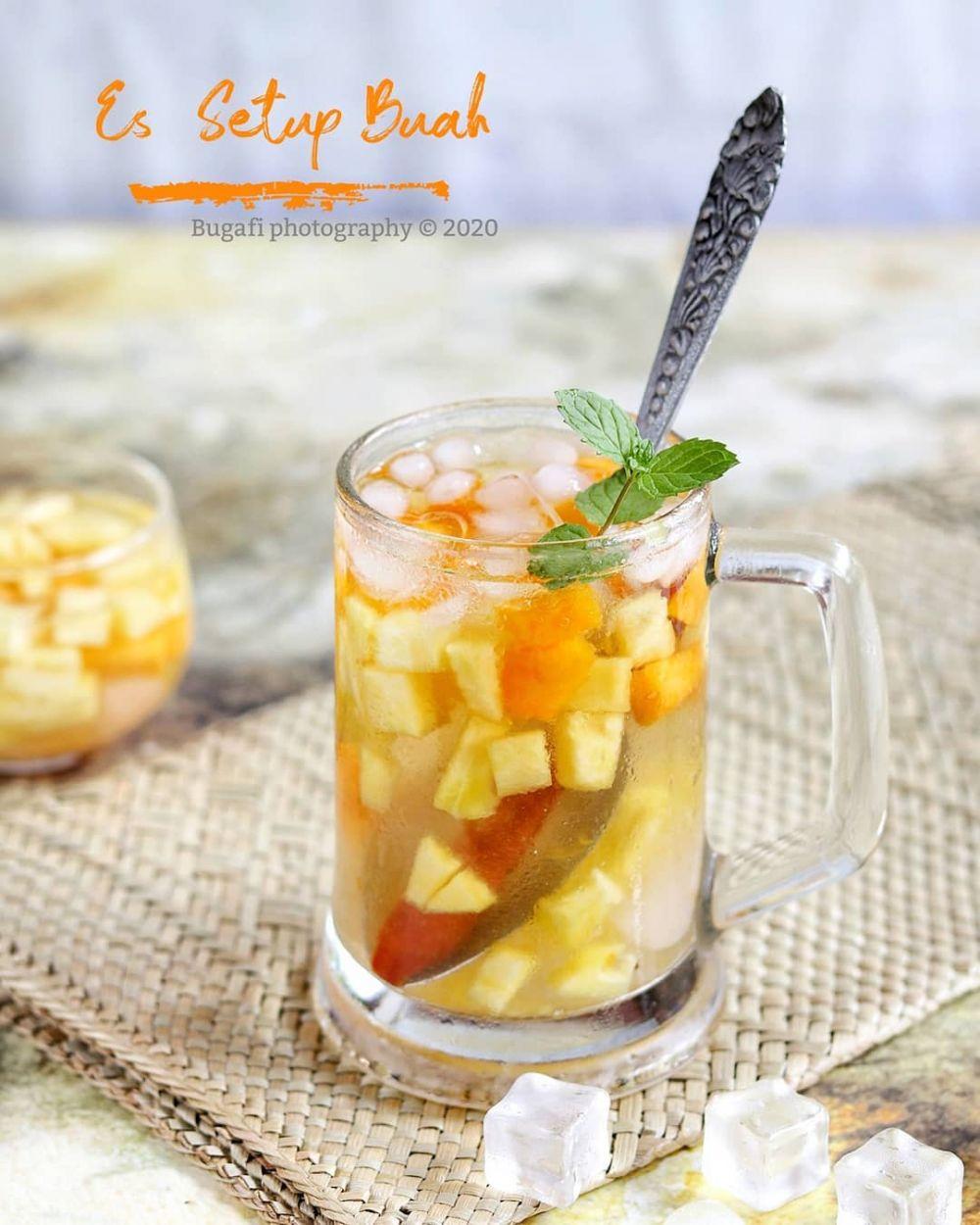 resep kreasi minuman buah kekinian ala cafe © 2020 brilio.net
