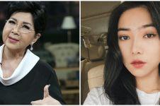 Viral, foto masa muda Titiek Puspa disebut mirip Isyana Sarasvati