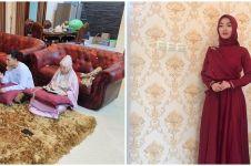 5 Momen Zaskia Gotik jalani Ramadhan bareng suami, makin lengket