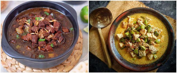 15 Resep masakan Lebaran selain opor & ketupat, enak dan mudah dibuat