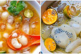 9 Kreasi es jeruk untuk buka puasa, mudah, praktis dan segar
