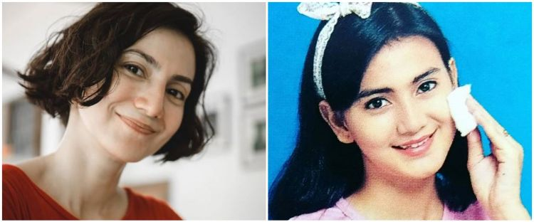 10 Potret Wanda Hamidah semasa muda, cantiknya natural