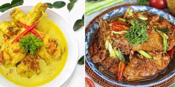 10 Resep menu Lebaran lezat dan mudah dibuat