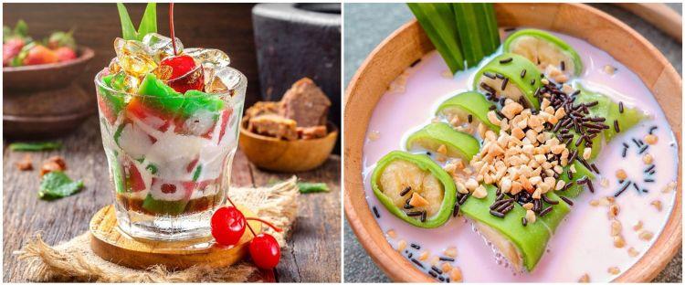 8 Resep kreasi minuman dari santan, segar, nikmat dan mudah dibuat