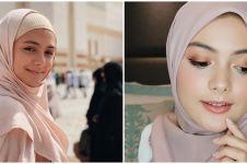 5 Potret Amanda Rawles pakai hijab, manglingi