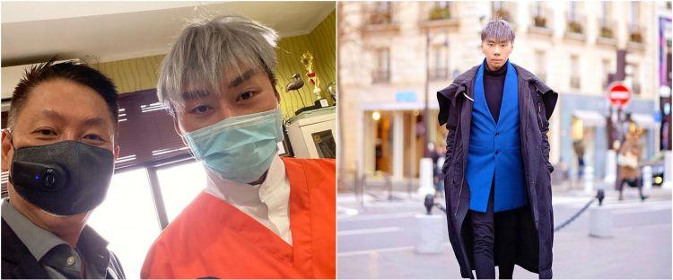 Terjerat narkoba, Roy Kiyoshi isolasi diri sebelum rehabilitasi
