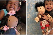 15 Potret boneka khusus anak disabilitas, menyentuh hati