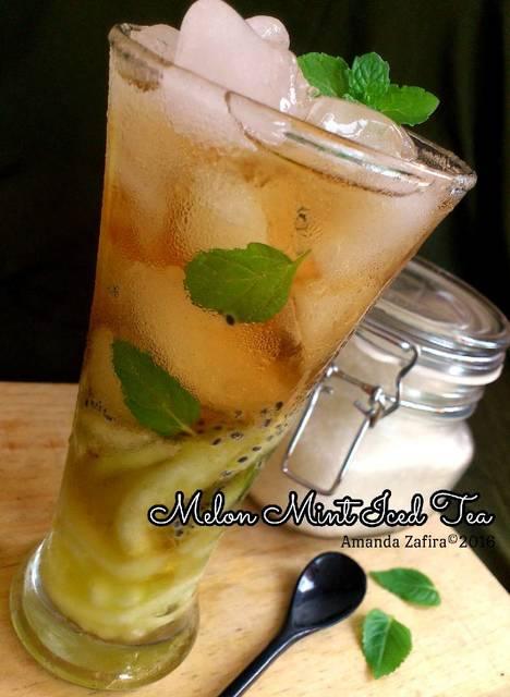 kreasi es teh © 2020 Instagram/@chintyajoellie ; cookpad.com/@Cooking with Sheila
