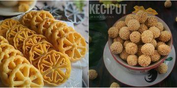 10 Resep kue Lebaran tradisional, enak dan mudah dibuat
