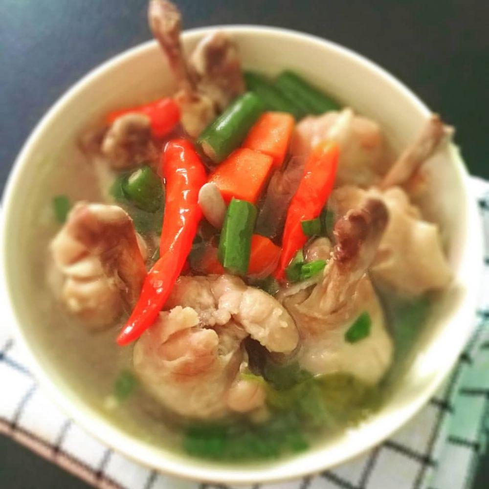 Resep ayam pedas instagram