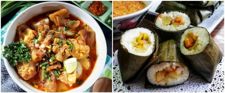 8 Resep kreasi menu lontong dari berbagai daerah, praktis & nikmat