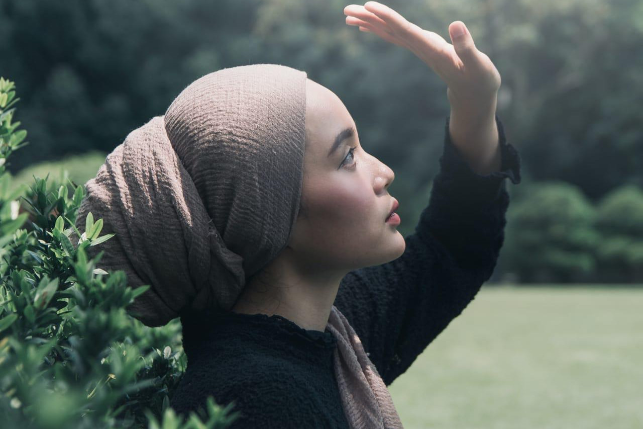 5 Inspirasi tren hijab stylish untuk tampilan saat Lebaran
