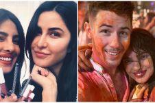 Jarang terekspos, ini 6 potret kompak Priyanka Chopra & Katrina Kaif