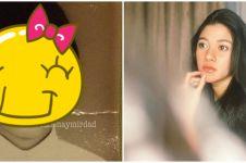 10 Transformasi Naysila Mirdad, kalem dan cantik sejak kecil