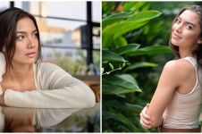 7 Aktivitas Angela Gilsha saat pandemi corona, hobi bercocok tanam