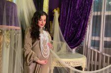 7 Momen baby shower Tasya Farasya, jenis kelamin anak bikin penasaran