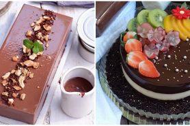 12 Resep agar-agar cokelat enak, praktis dan mudah dibuat