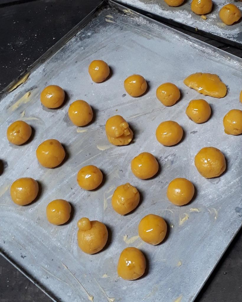 potret lucu kue kering © 2020 brilio.net