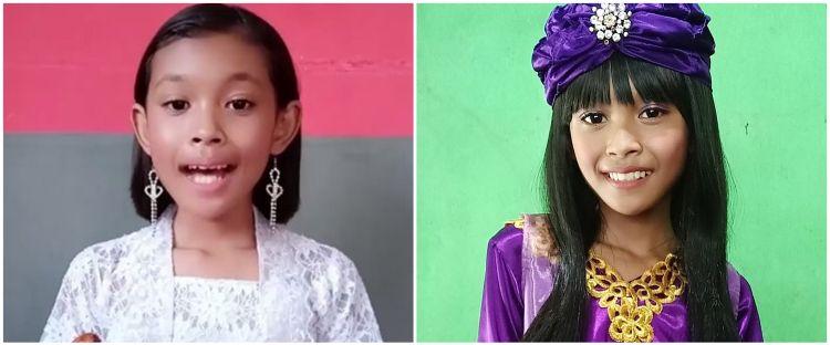 10 Fakta Bunga Salsabila, gadis cilik yang fasih berbahasa Jawa