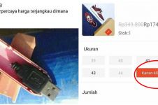 10 Momen absurd beli barang diskon di online shop, kocak