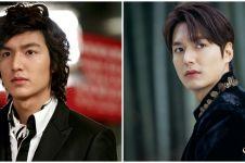 Beda 7 gaya rambut Lee Min-ho di film dan drama, karismatik