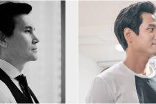 5 Potret kemiripan Marcelino Lefrandt dengan Park Hae Joon