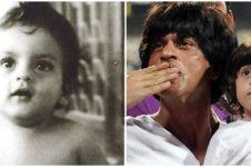 Potret masa kecil 7 seleb Bollywood ini mirip banget dengan anaknya