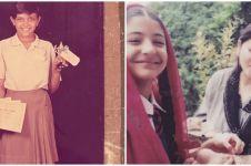 Nia Ramadhani unggah foto masa kecil, parasnya jadi sorotan