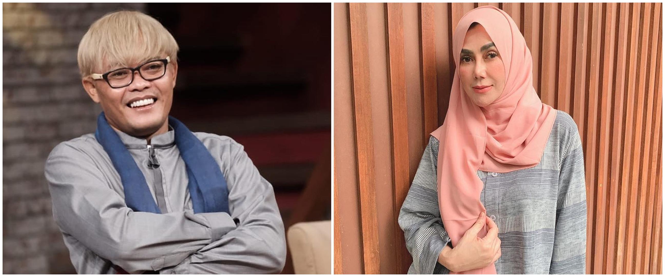 4 Pengakuan Sule soal kedekatannya dengan ibunda Raffi Ahmad