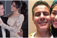 10 Potret kedekatan Susan Sameh & sang ayah yang berdarah Mesir