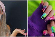 7 Gaya Shafa Harris dengan fashion warna ngejreng, cantik dan energik!
