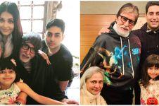 10 Momen akrab Aishwarya Rai & Amitabh Bachchan, mantu idaman