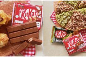 4 Menu #KitKat4Takjil mudah dibuat sendiri, modal 4 bahan dapur