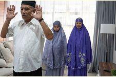 Tata cara sholat Idul Fitri di rumah, lengkap dengan niatnya