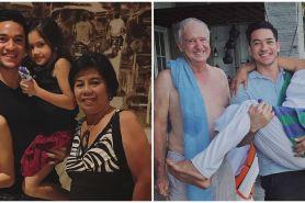 7 Momen kedekatan Nana Mirdad dan mertua, kompak abis