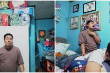 10 Potret kontrakan Merry asisten Raffi Ahmad, masuk gang sempit