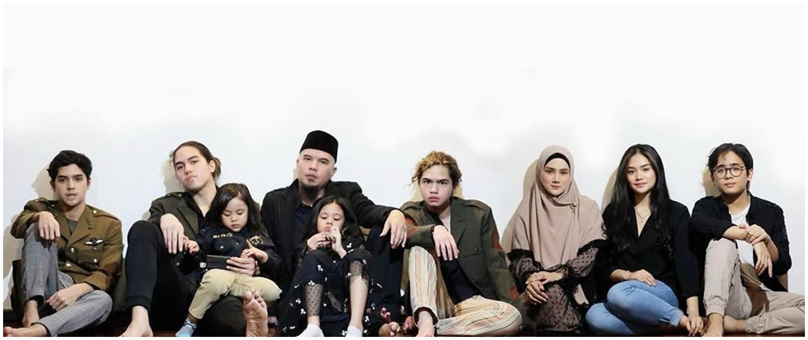 Ahmad Dhani unggah foto anak, komentar Dul Jaelani bikin salah fokus