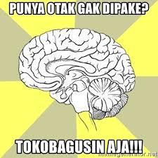 meme gak punya otak berbagai sumber