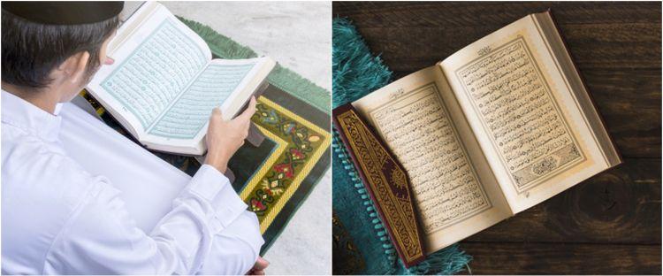 Doa sebelum dan sesudah membaca Alquran