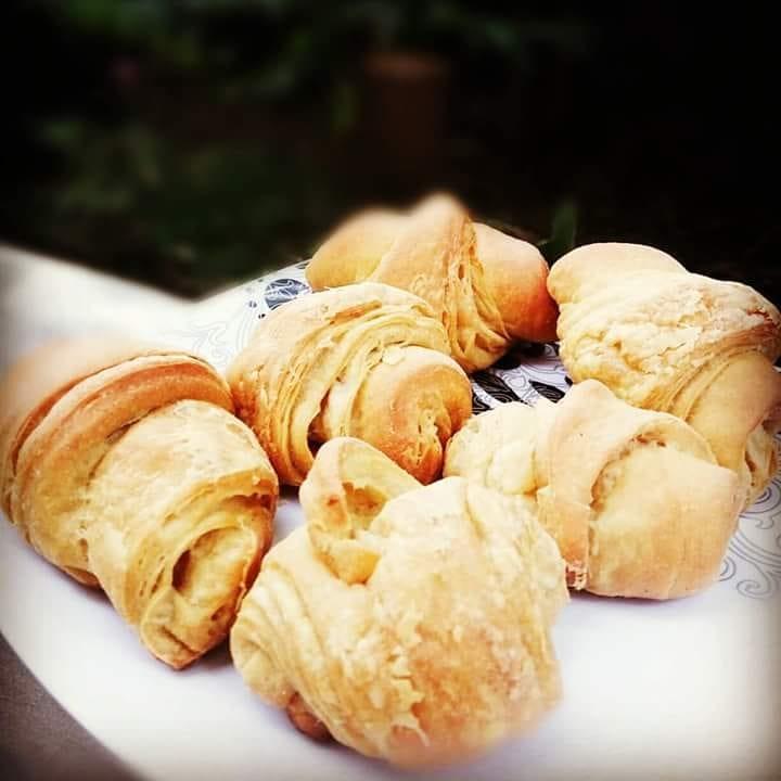 Resep dan cara membuat croissant Instagram
