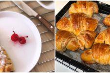 10 Resep dan cara membuat croissant, empuk, renyah & mudah dibuat