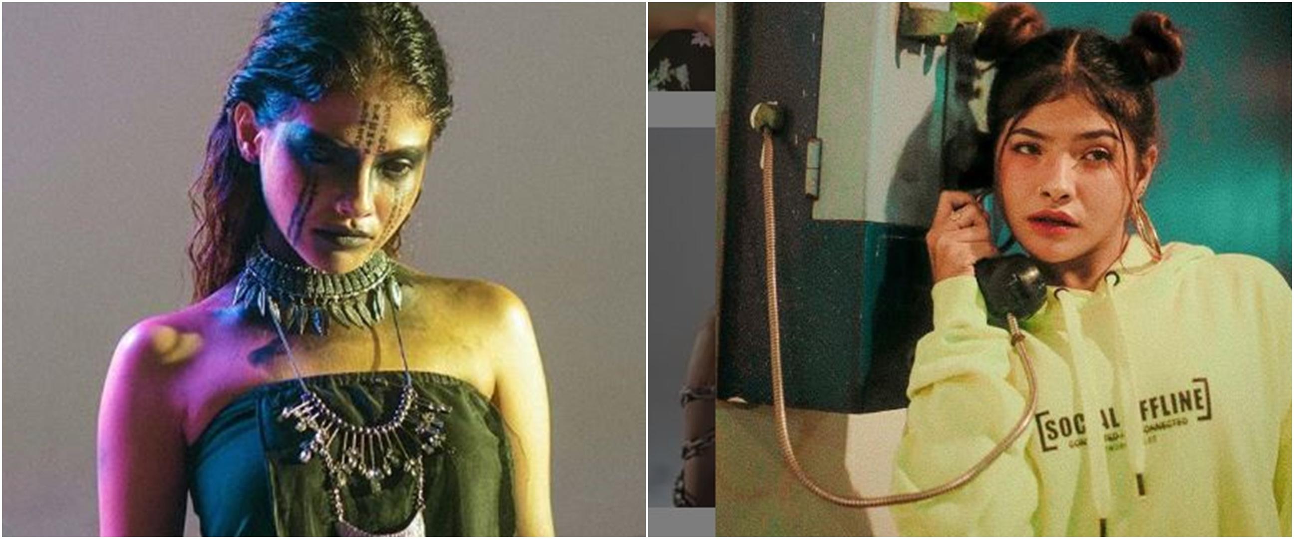 7 Gaya rambut Sara Fajira penyanyi 'Lathi', keren abis