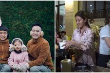9 Momen Ruben Onsu gelar buka puasa bersama karyawan, penuh kehangatan