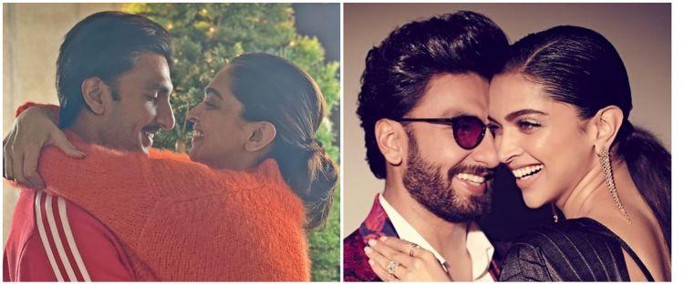 10 Potret kemesraan Deepika Padukone dan Ranveer Singh