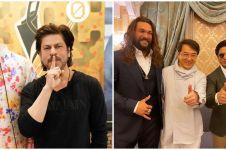 9 Potret Shah Rukh Khan bareng seleb dunia, tampak akrab