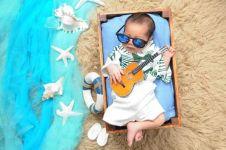 6 Potret newborn Kaimano, anak pertama Westny DJ