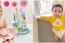 10 Gaya gemas Alea anak Raditya Dika, bukti bayi fotogenik